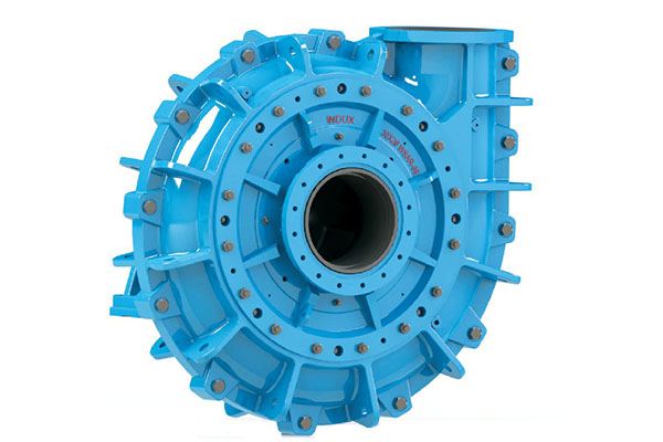 Renewable Design for Desulfurization Pump -