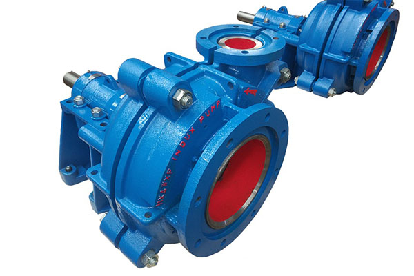 Professional Design Industry Pump - ATLAS WXF SUBMERGED SLURRY PUMP – Tiiec detail pictures