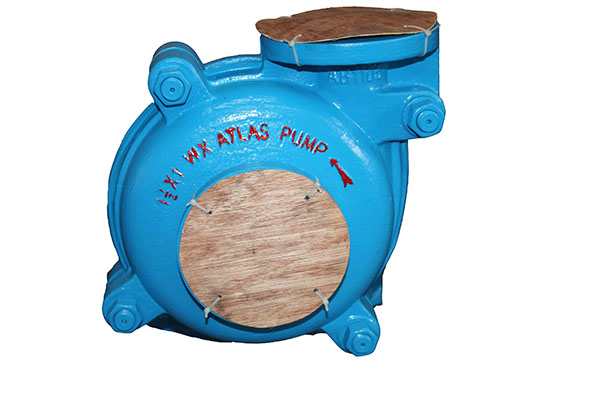 100% Original High Head Multistage Centrifugal Pump - 1.5×1B-WX Heavy Duty Slurry Pump – Tiiec
