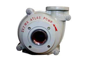 3×2C-WX Heavy Duty Slurry Pump