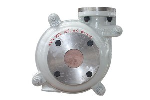 4×3D-WX Heavy Duty Slurry Pump