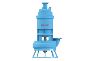 Factory source Mining Slurry Pump - ATLAS SPS SUBMERGED SLURRY PUMP – Tiiec