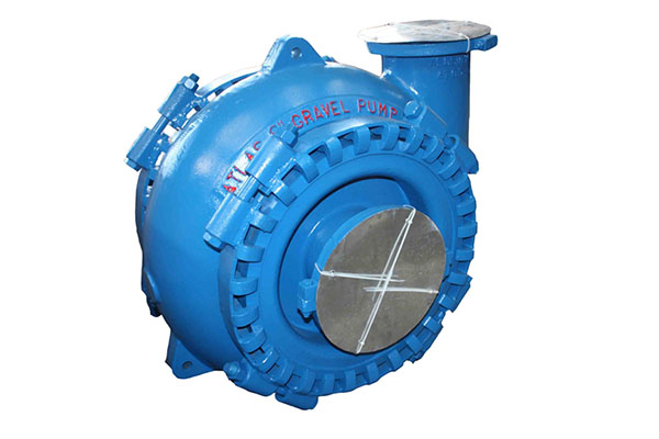 Double-Suction Pump ATLAS 6×4D-WG GRAVEL PUMP – Tiiec
