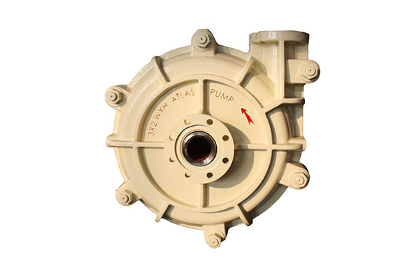 Europe style for Centrifugal Sump Slurry Pump - ATLAS 3×2 WXH HIGH HEAD HEAVY DUTY SLURRY PUMP – Tiiec
