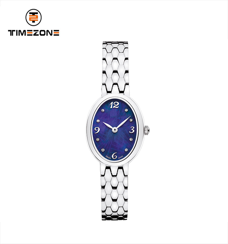 Luxury Lady Rhinestone Wrist watch Women Bracelet Crystal Dress Quartz Watch