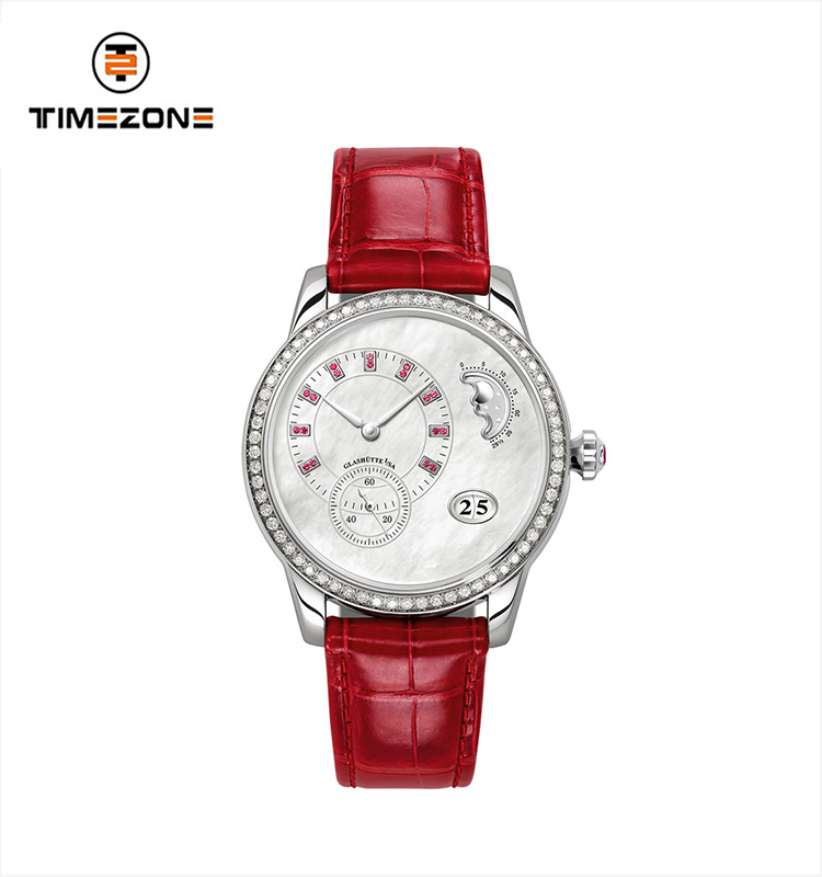Sapphire crystal watches miyota movement womens designer watches