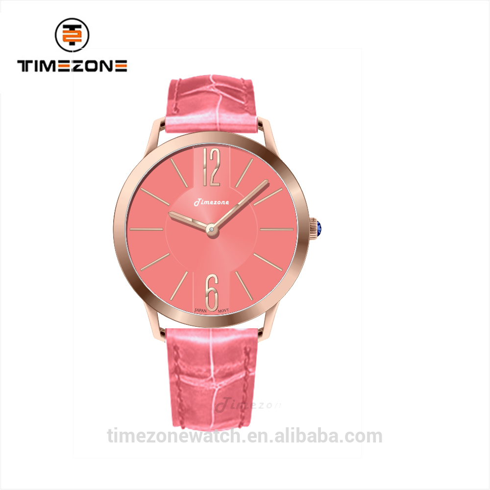 New design Watches ladies custom logo watches