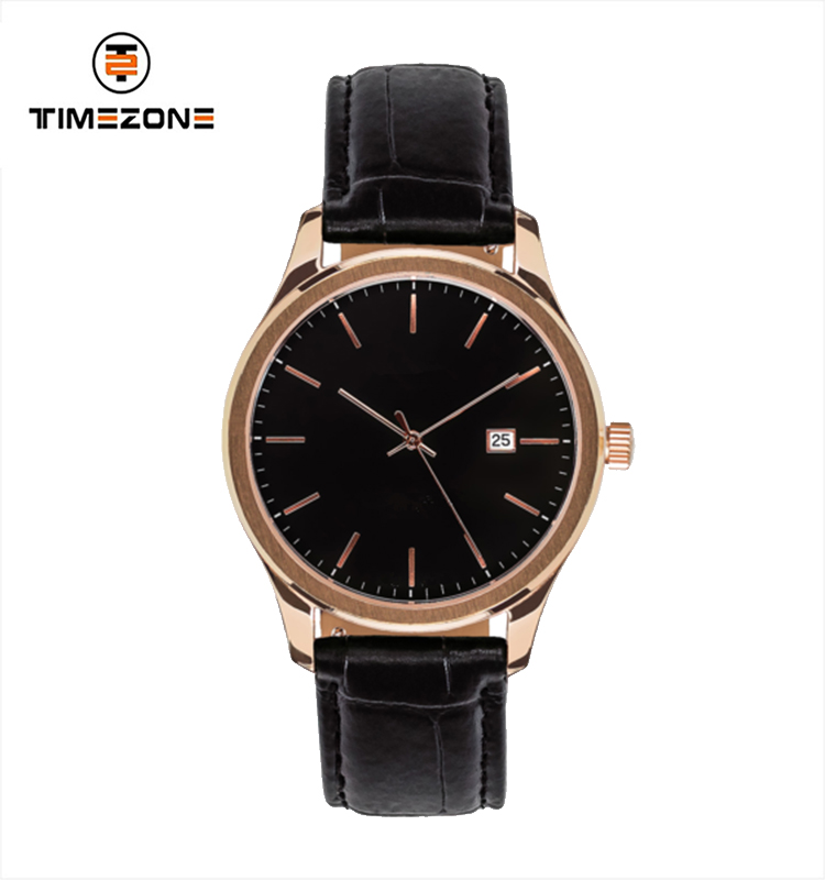 Luxury brand watch design your own logo simple style men watches