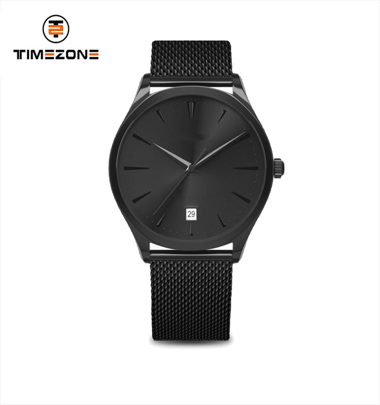 Simple Style Luxury Quartz Watch  Reloj Mujeres Men Casual Leather Watches