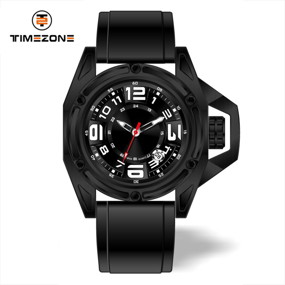 2018 watches men sport oem unique design quartz brand watches
