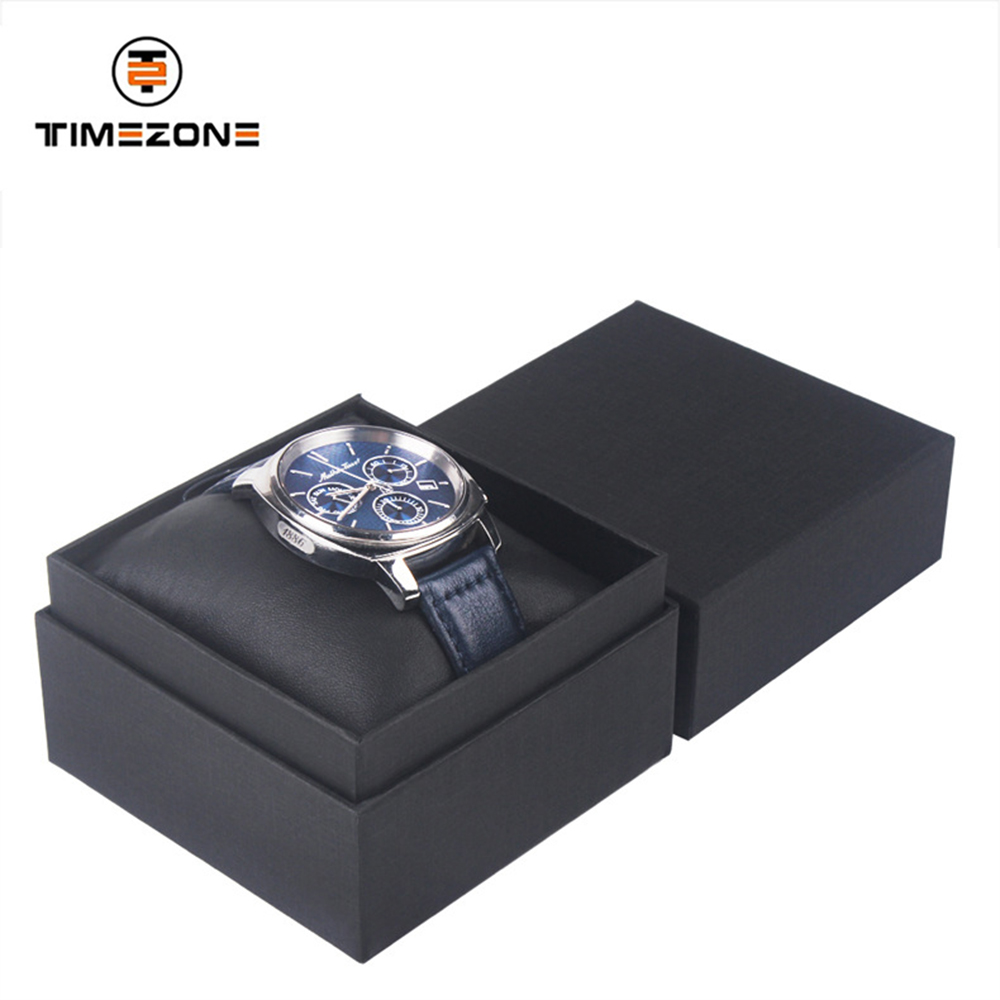 Packaging box custom logo paper watch boxes