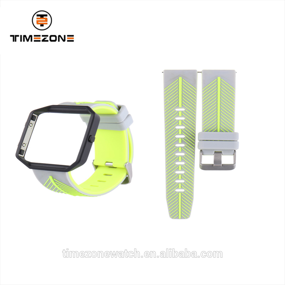 Hot Selling Sports Strap Silicone Band Rubber Wristwatch For Smart Watch