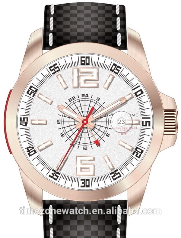 2018 best selling products men's 10 atm water resistant stainless steel casual quartz watch