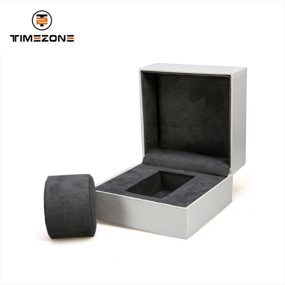 Wholesale Pu leather jewelry box watch packaging gift box