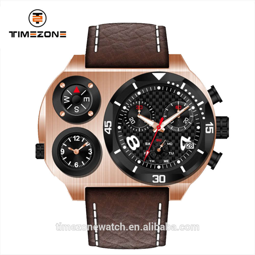 2019 multifunction sport military diver 500m wristwatches