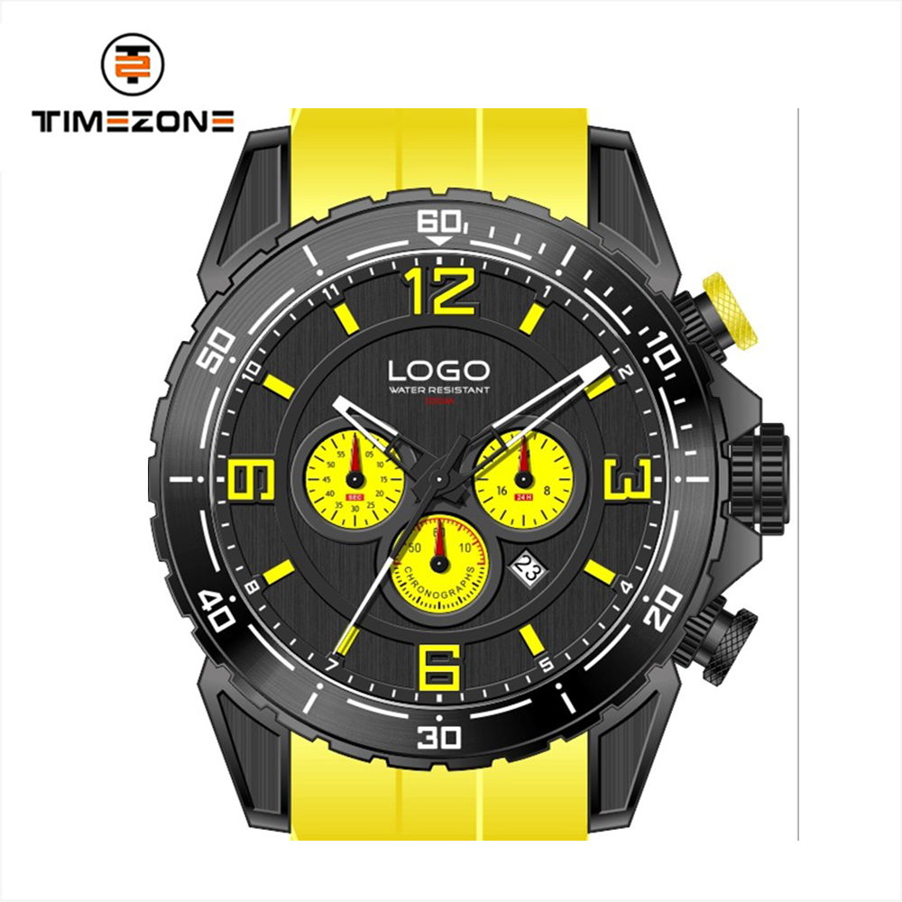 New products 2019 innovative product Analog Digital Watches military sport watch