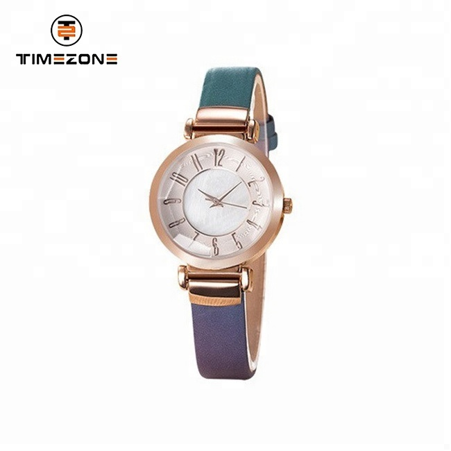 Elegance lady OEM watch waterproof wrist watch