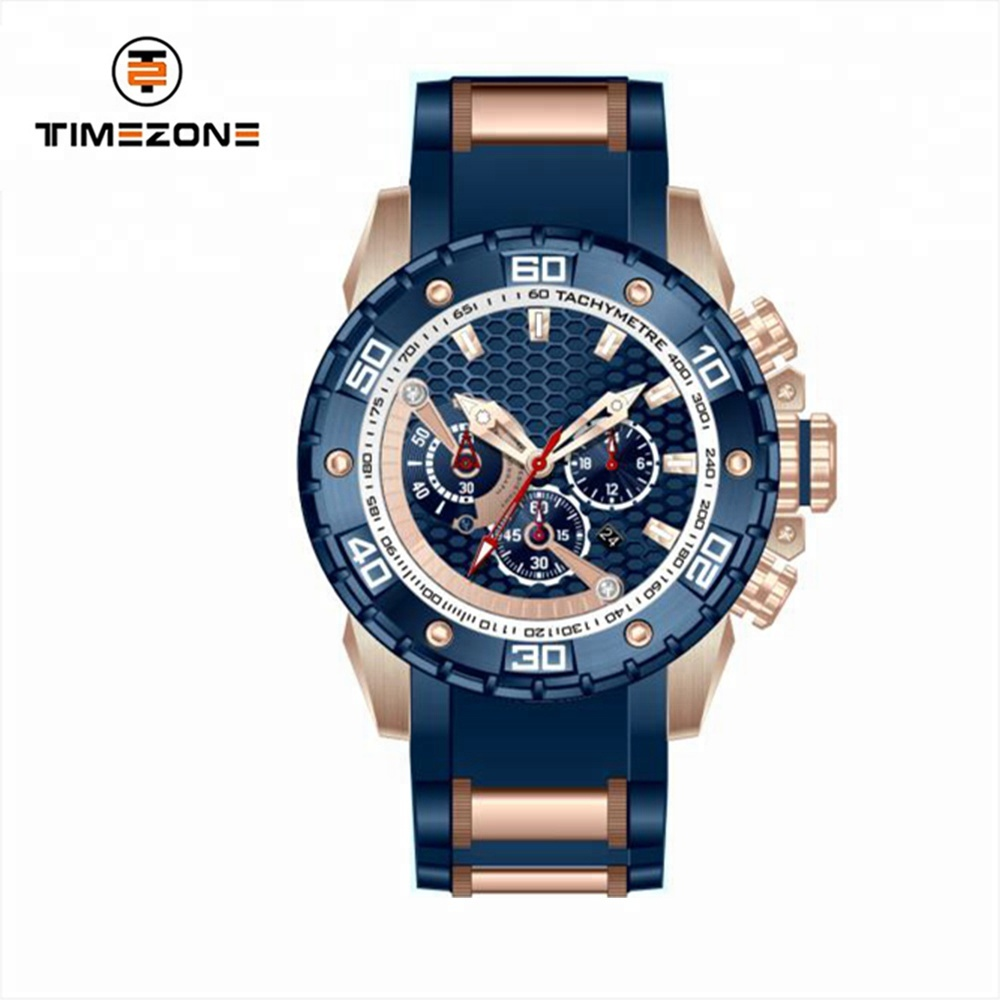 Oem watch factory custom logo men sport watch