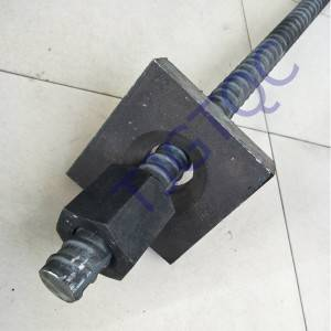 High Strength Threaded Bar for Bridge Dia.36