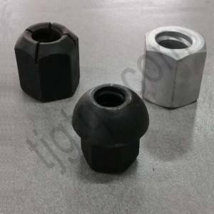 Dome Nut Hex Nut Spherical Nut for PT Bar/PC Bar