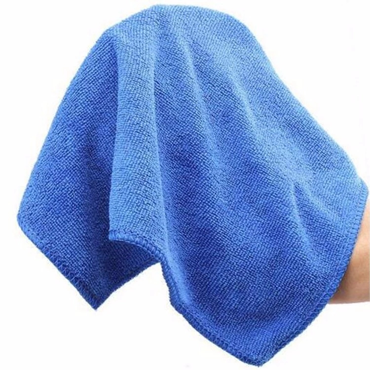 detailing cleaner microfibre cloth quick dry car care cleaning micro fibre glass cloth