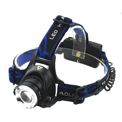 High Power 4 Models XML-T6 Rechargeable Waterproof LED Headlamp For Camping