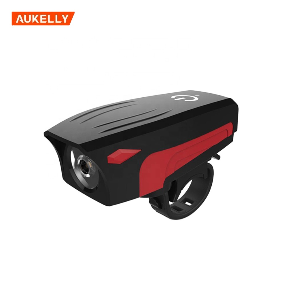USB Rechargeable Led Bike Front Lamps Speaker 140db dinamo de bicicleta Strong Light Cycling Headlight Bicycle Light And Horn