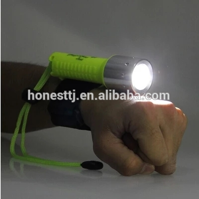 ABS+aluminum slloy 3000lumens 850nm ir laser 100m diving led flashlight