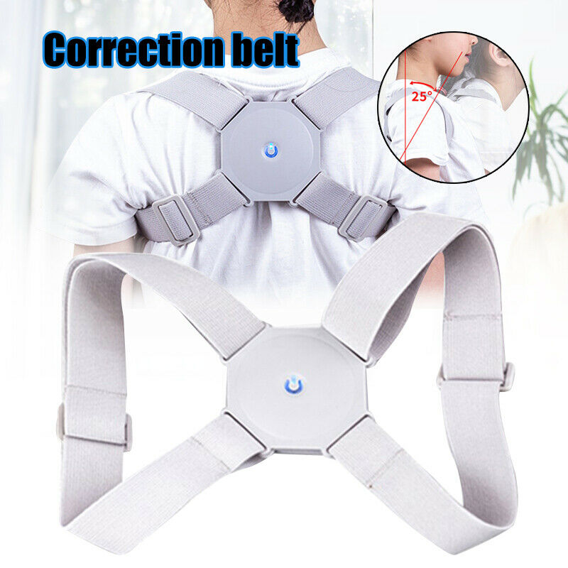 Adjustable Intelligent Back Shoulder Lumbar Support Belt Posture Correction PC-14