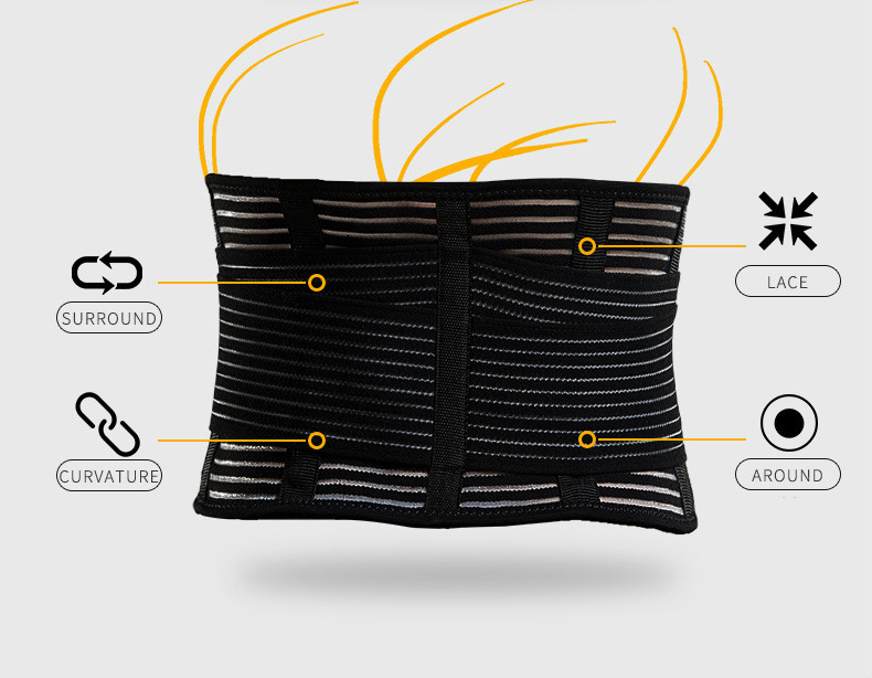 Quality Inspection for Adjustable Posture Corrector Brace -