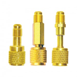 High definition Brass Hose Connectors -