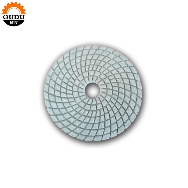 diamond high quality wet polishing pad