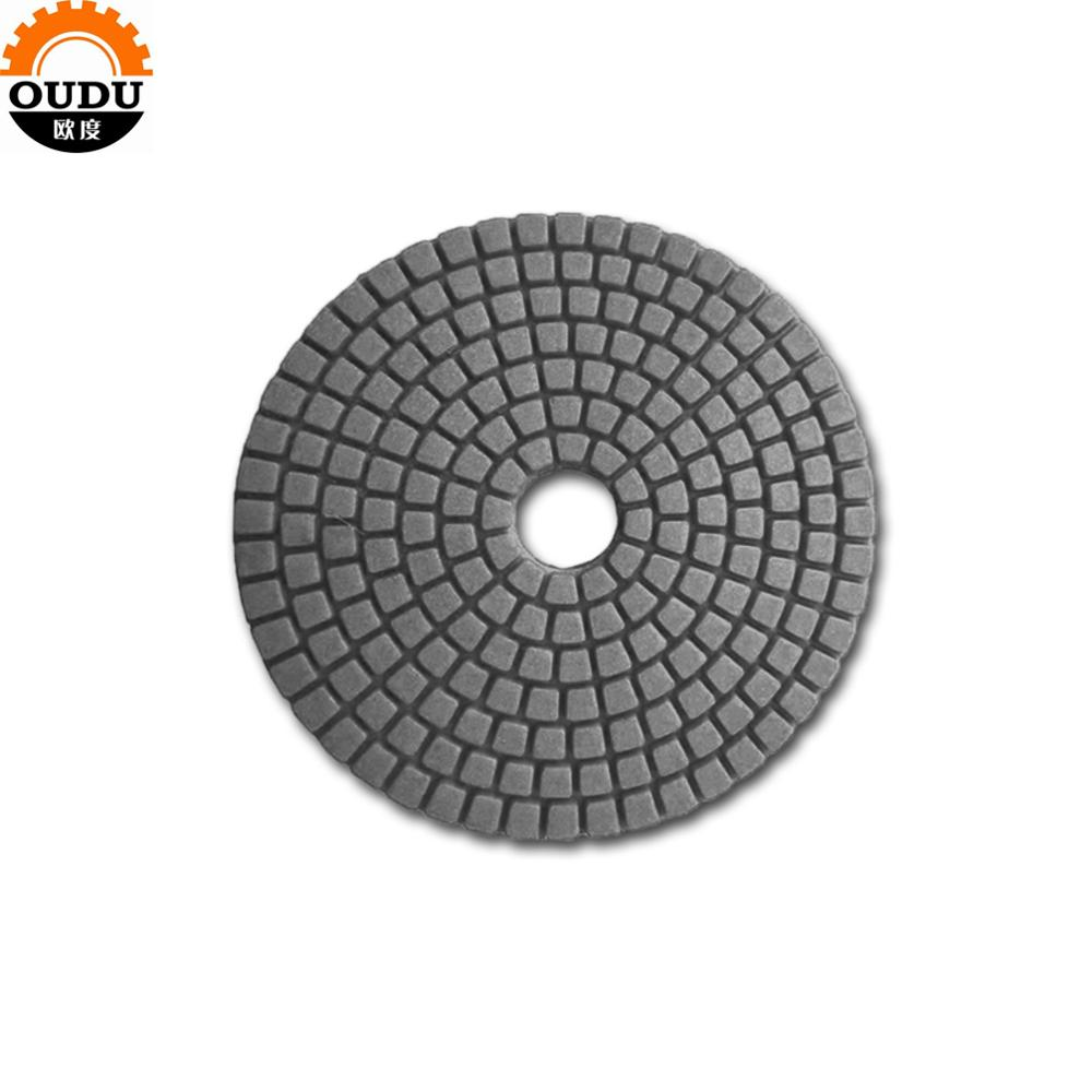 Normal quality cheap diamond abrasive  disc polishing pad