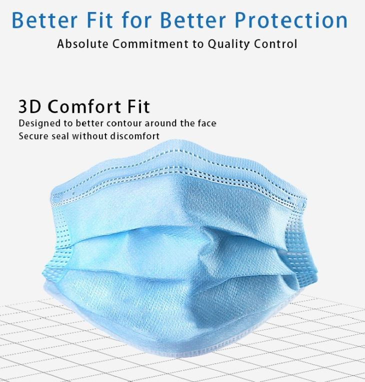 Hot sale Factory Disposable Safety Mask - Surgical Mask Asda – Tianli