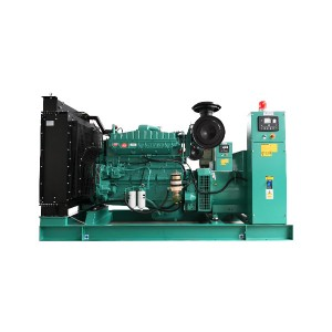 Cummins Open Type Dieselgenerator