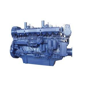 WEICHAI Marine Propulsion Engine