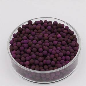 Permanganate Impregnated Activated Alumina