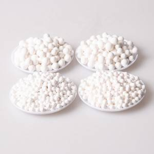 Activated alumina as desiccant in Air Dryer Power Generation