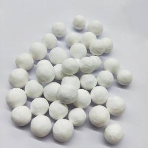 Alumina Catalyst Of Hydrogen Peroxide By Anthraquinone