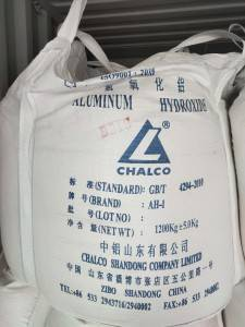 CHALCO aluminium hydroxide specifiction