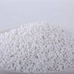 Customized specifications activated alumina catalyst support