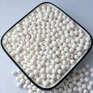 Actived Alumina For PE Deliming Agent