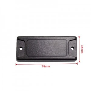ABS UHF anti-metal tag
