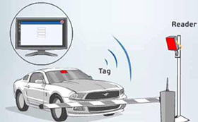 RFID PARKING MANAGEMENT