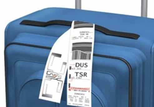 IATA Mandates RFID Use on Baggage for Airlines, Airports