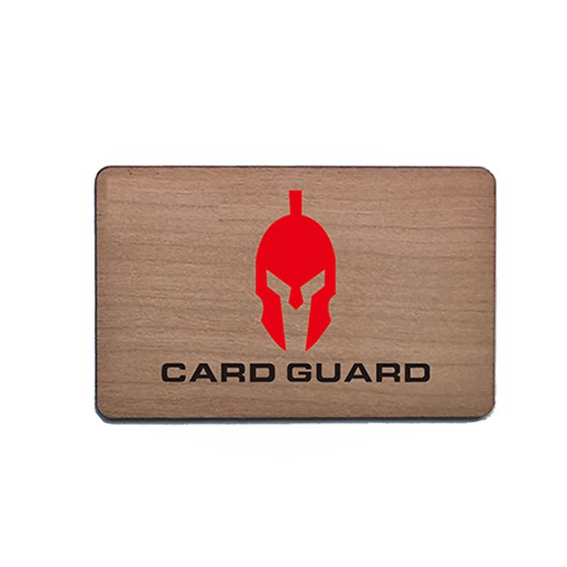 Wooden  RFID Blocking Card Featured Image
