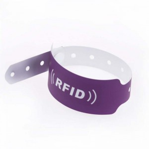 Disposable paper Wristband-PA005