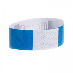 Disposable paper Wristband-PA001