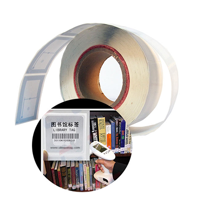 RFID Library Label Featured Image