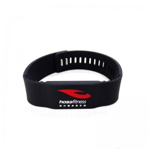 PriceList for 125khz Rfid Woven Wristband - Silicone Wristband-S0014 – Toptag